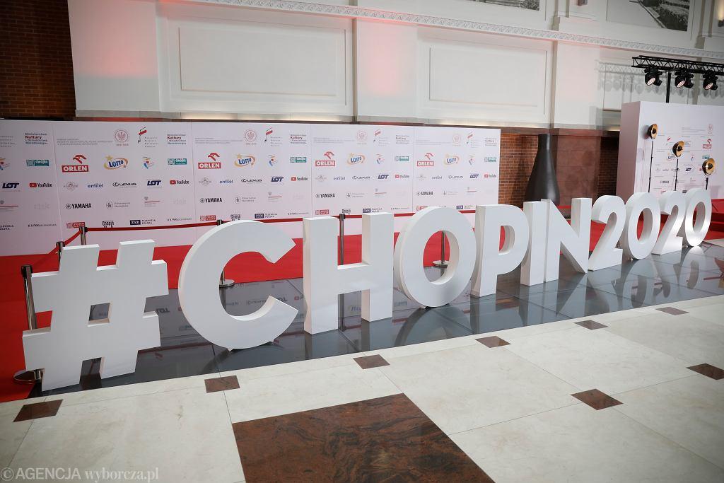 XVIII Konkurs Chopinowski. Z powodu koronawirusa eliminacje zostały przełożone