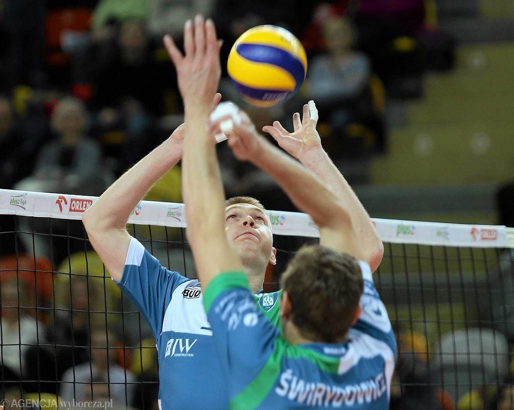 Paweł Zagumny poprowadził warszawską drużynę do zwycięstwa w Bielsku-Białej
