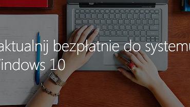 Windows 10 - darmowa aktualizacja