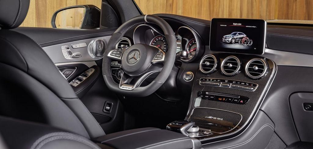 Mercedes GLC Coupe 63 AMG