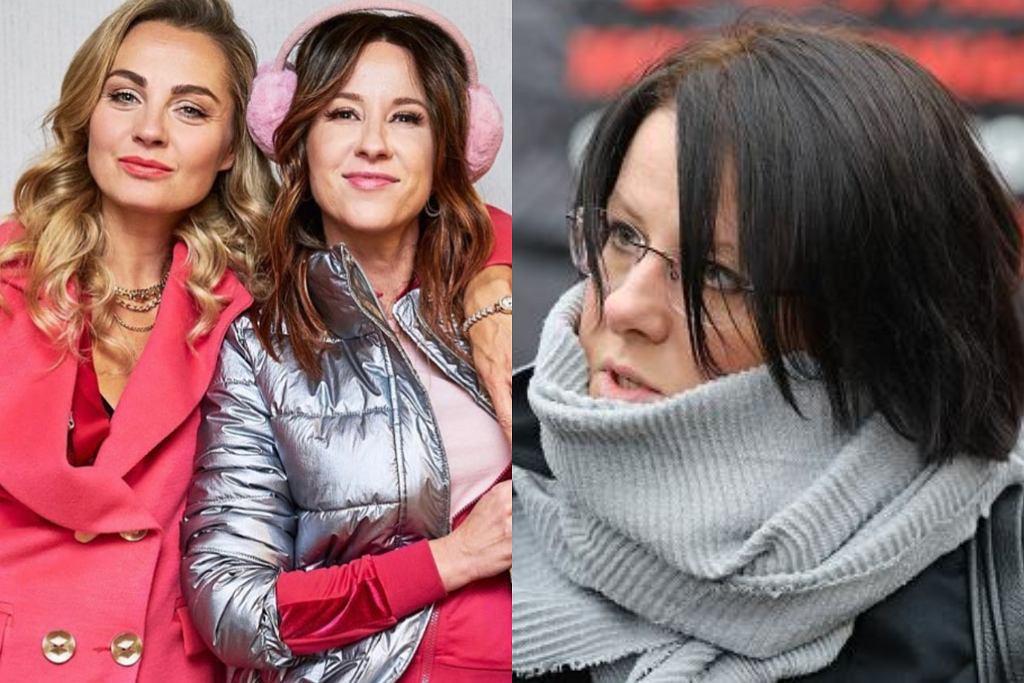 Małgorzata Socha, Katarzyna Ankudowicz, Kaja Godek