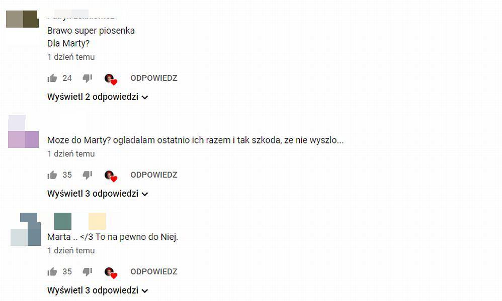Michał Wiśniewski śpiewa o Mandarynie?