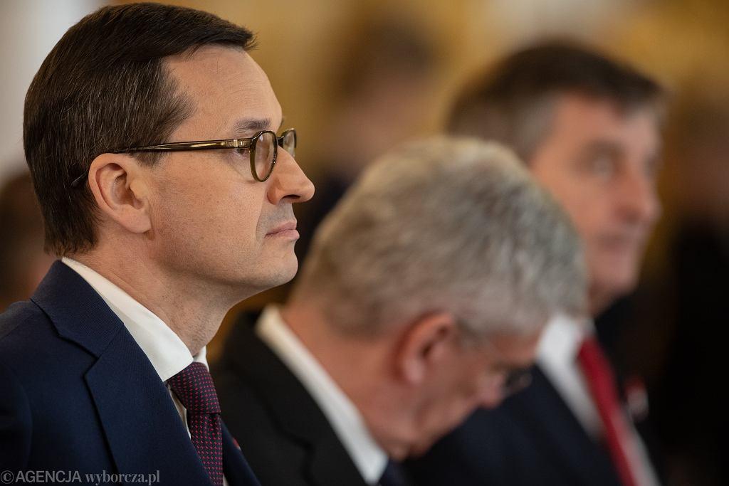 Premier Morawiecki złożył do Sejmu projekt dot. funduszu w ramach projektu przywrócenia połączeń lokalnych