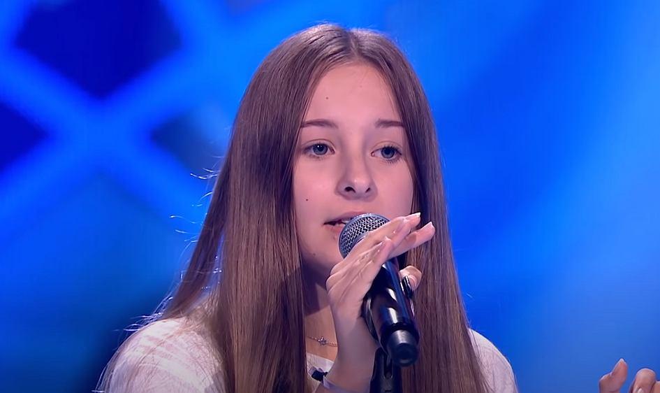 Ala Górzyńska - Przesłuchania w ciemno   The Voice Kids Poland 4