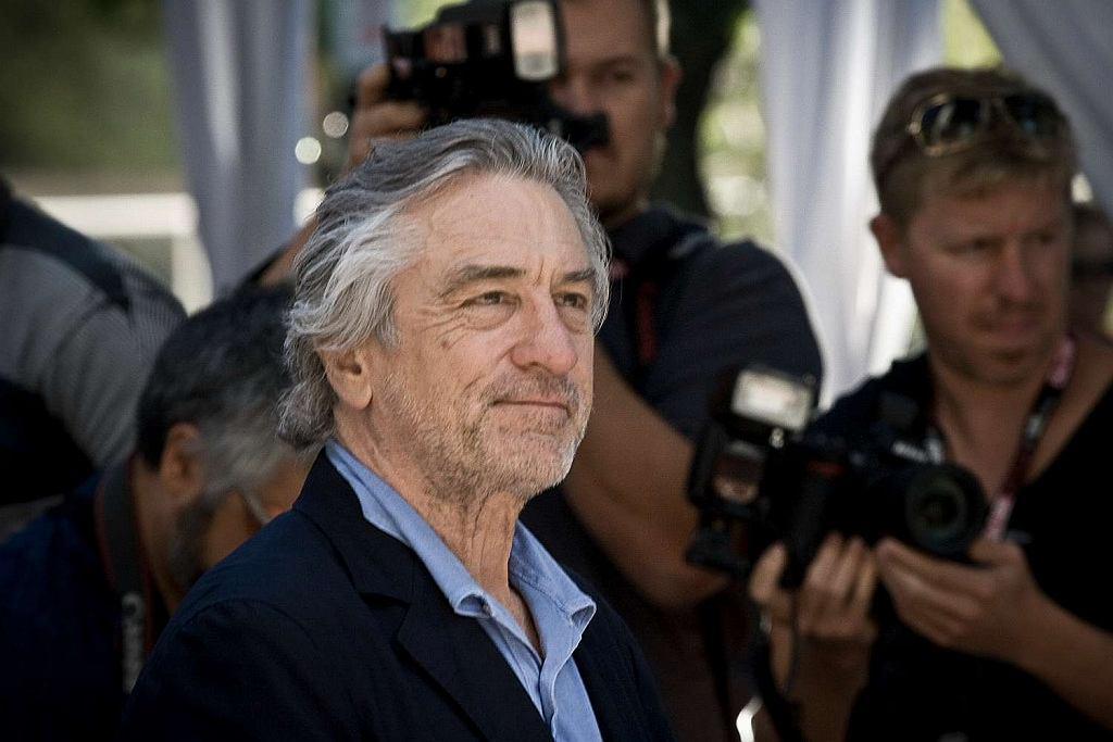 Robert De Niro na festiwalu w Toronto, 2011 - zdjęcie ilustracyjne