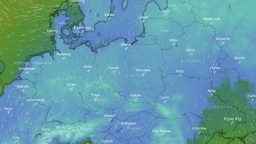 Pogoda. Wiosna tylko w kalendarzu. Arktyczne powietrze spowoduje spadek temperatury do -13 stopni