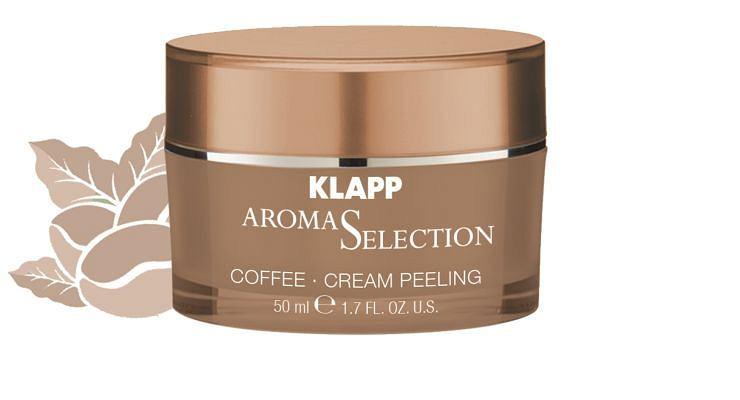 Nowości od KLAPP COSMETICS - Coffe cream peeling