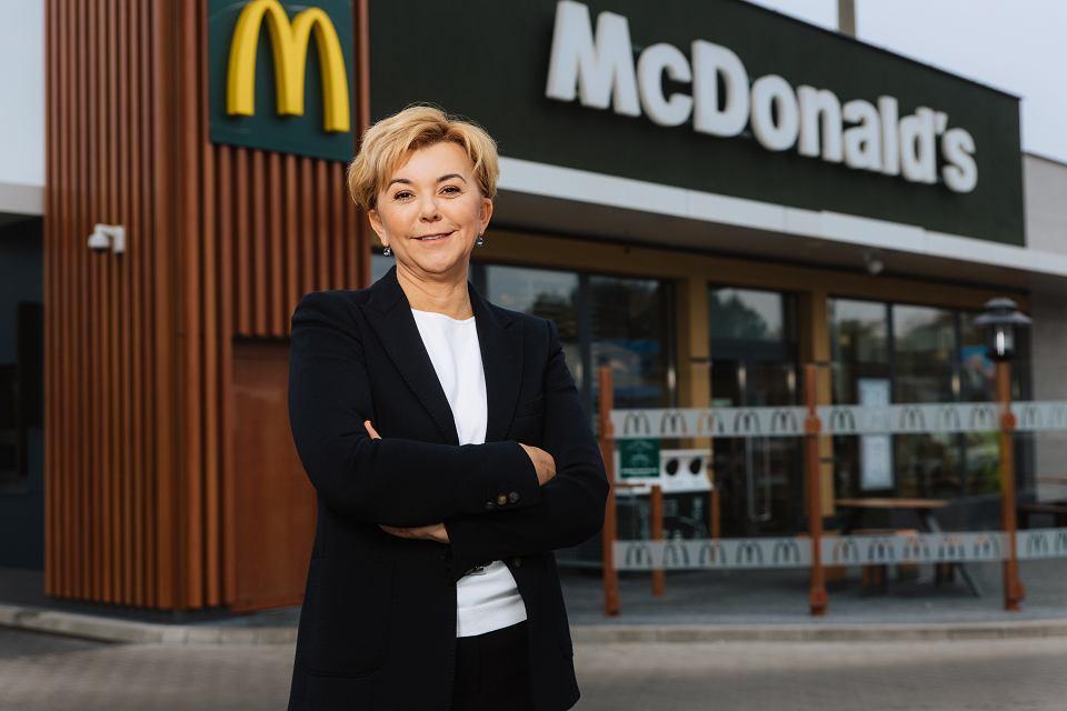 Materiał promocyjny Partnera McDonald's