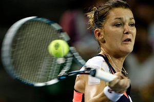 WTA Tokio. Radwańska przegrała z Kerber w ćwierćfinale