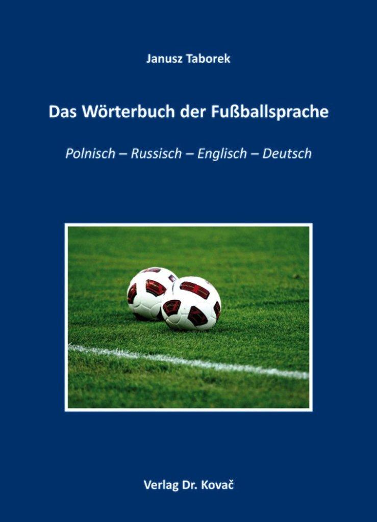 słownik piłkarski Janusza Taborka