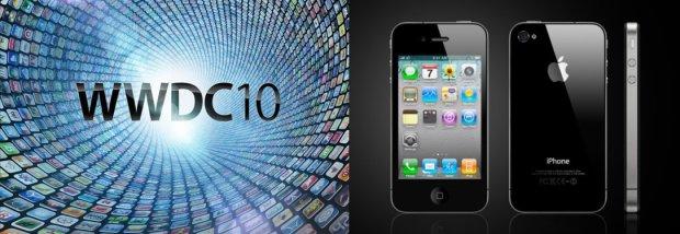 WWDC 2010 i iPhone 4