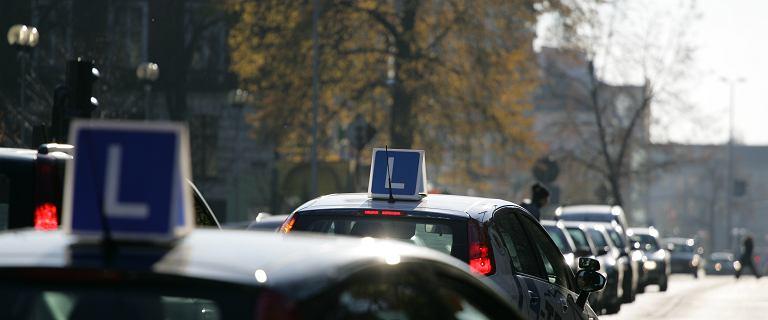Oblała egzamin na prawo jazdy. Wsiadła smutna do swego auta i odjechała