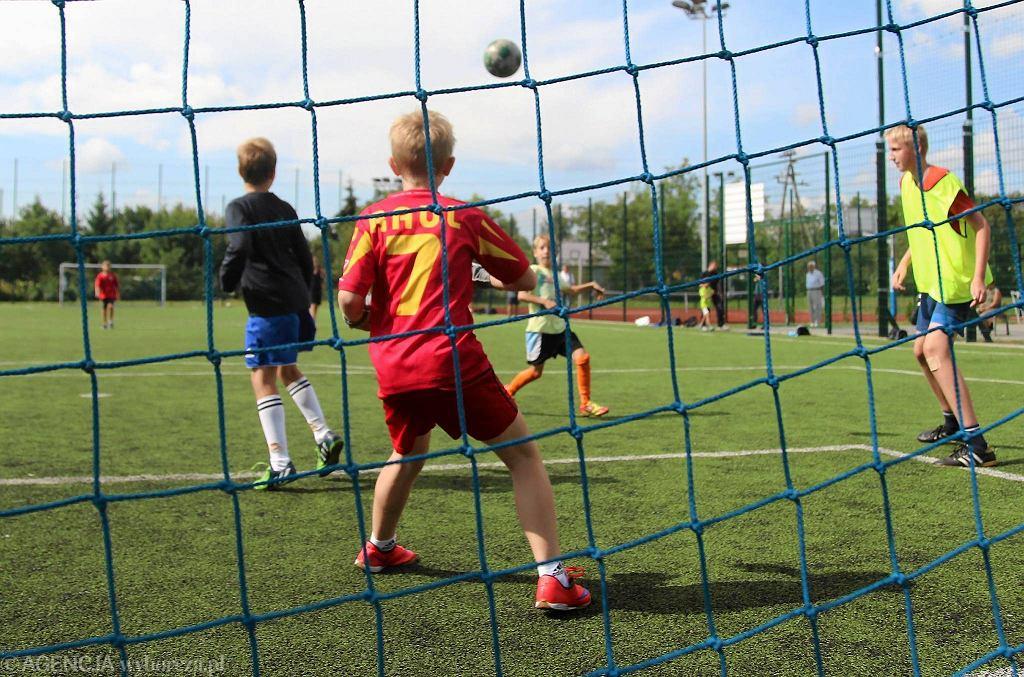 Środowe mecze na X Mistrzostwach Płocka Dzikich Drużyn w piłce nożnej