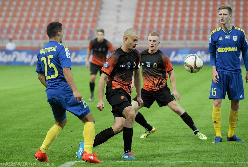Mecz Pucharu Polski: KSZO Ostrowiec - Arka Gdynia