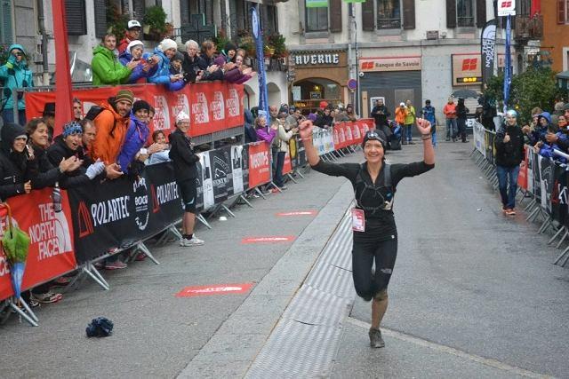 Elizabeth Hawker po raz 5. zwycięża w Ultra Trail du Mont Blanc