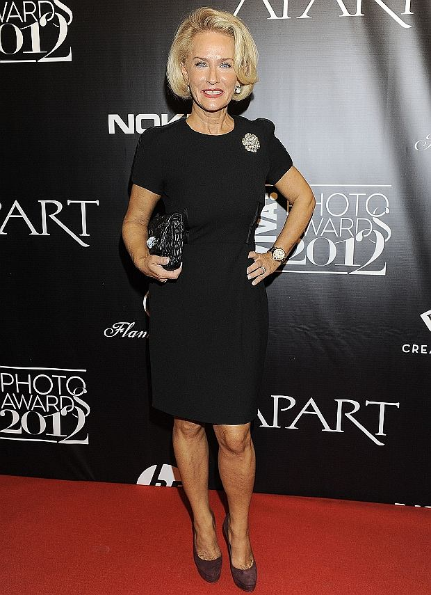 Dorota Soszyńska na Viva Photo Awards