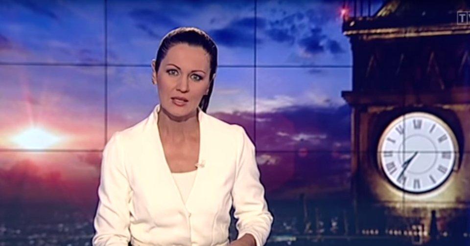 Diana Rudnik w TVP