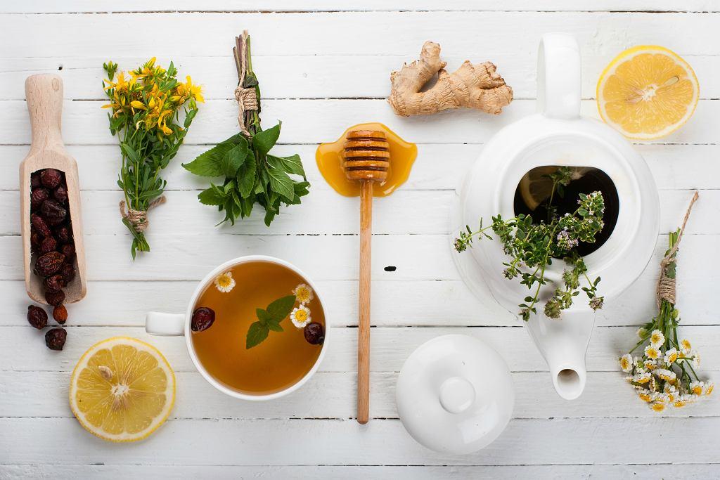 detoks na herbatach