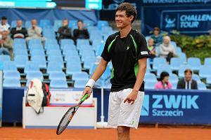 Kamil Majchrzak gra w Turcji. Wcześniej opowiadał o szkole