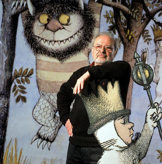 Maurice Sendak, amerykański geniusz ilustracji o polskich korzeniach. Zasłynął evergreenem 'Tam, gdzie żyją dzikie stwory' (1963). Był gejem i ateistą