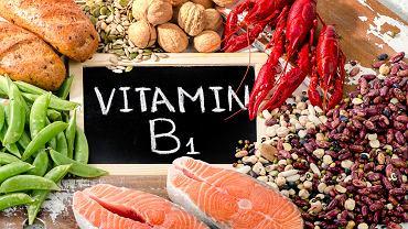 Tiamina, znana również pod nazwą witaminy B1, to jeden z ważniejszych dla zdrowia związków chemicznych