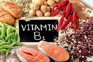 Tiamina (witamina B1) - witamina ważna dla organizmu