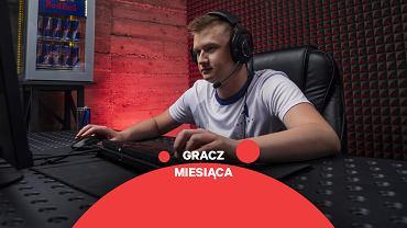 Kamil 'reiko' Cegiełko z HONORIS został najlepszym graczem CS:GO kwietnia.