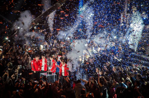 Wielki finał Intel Extreme Masters 2016