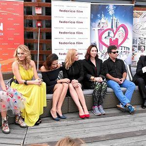 Twórcy filmu 'Kochaj' zaprosili dziennikarzy na konferencję prasową