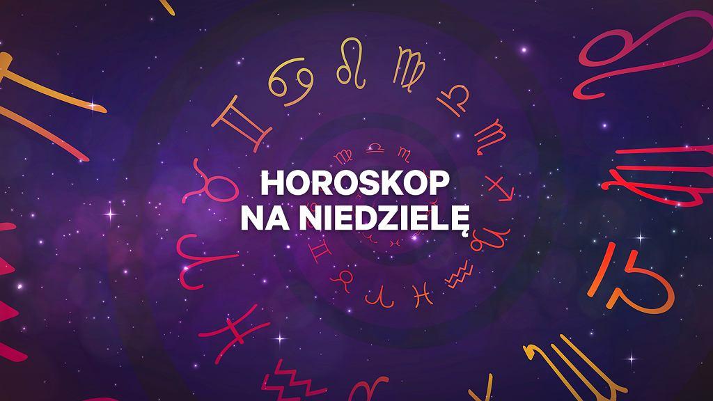 Horoskop na niedzielę