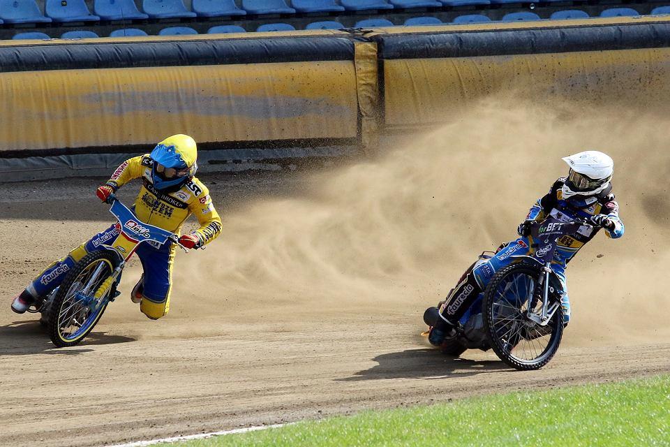 17 lipca 2019 r., Drużynowe Mistrzostwa Polski Juniorów na żużlu w Gorzowie, faza półfinałowa