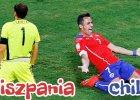 Mundial 2014. Hiszpania - Chile. Jak zagrali w pierwszym meczu? [STATYSTYKI]