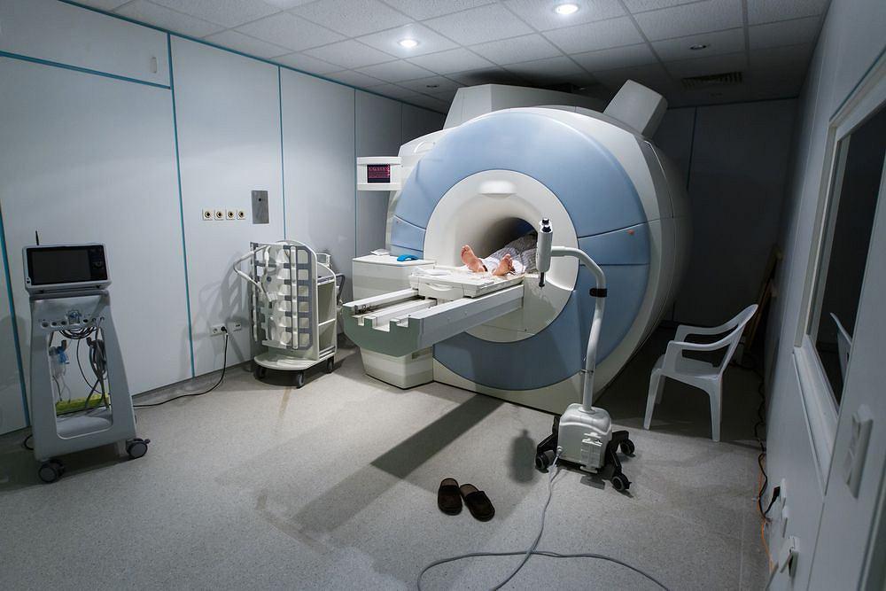 Rezonans magnetyczny.