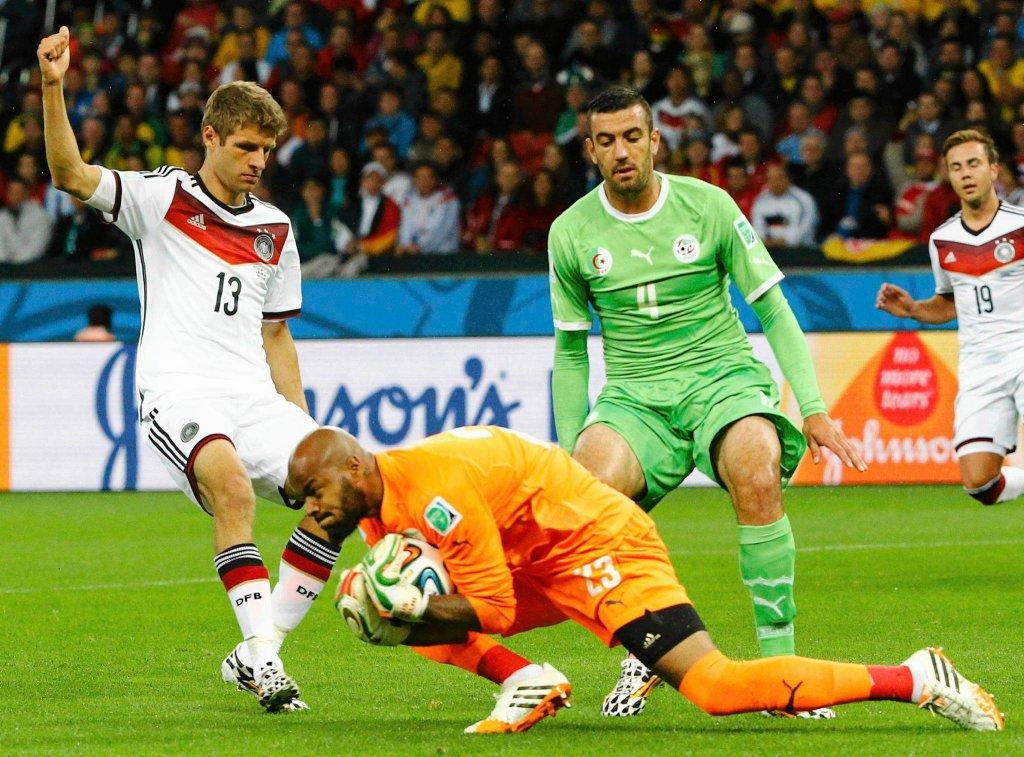 Niemcy - Algieria 1:0