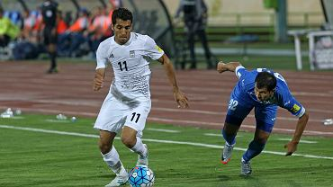Soccer WCup 2018 Iran Uzbekistan