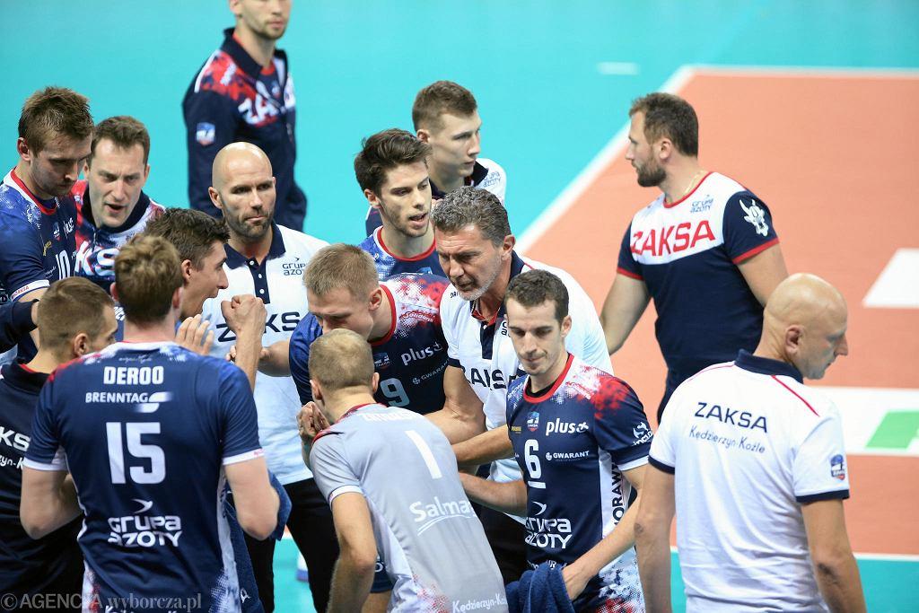 Stocznia Szczecin 0:3 ZAKSA Kędzierzyn-Koźle