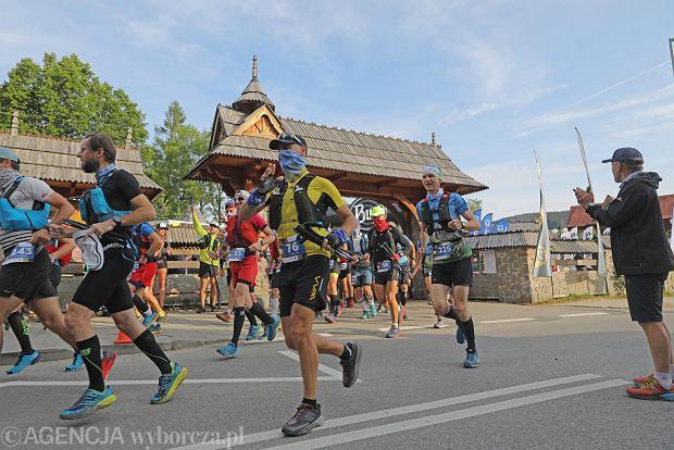 Zdjęcie numer 43 w galerii - Tatra SkyMarathon i Tatra Trail - święto górskich biegaczy w Kościelisku