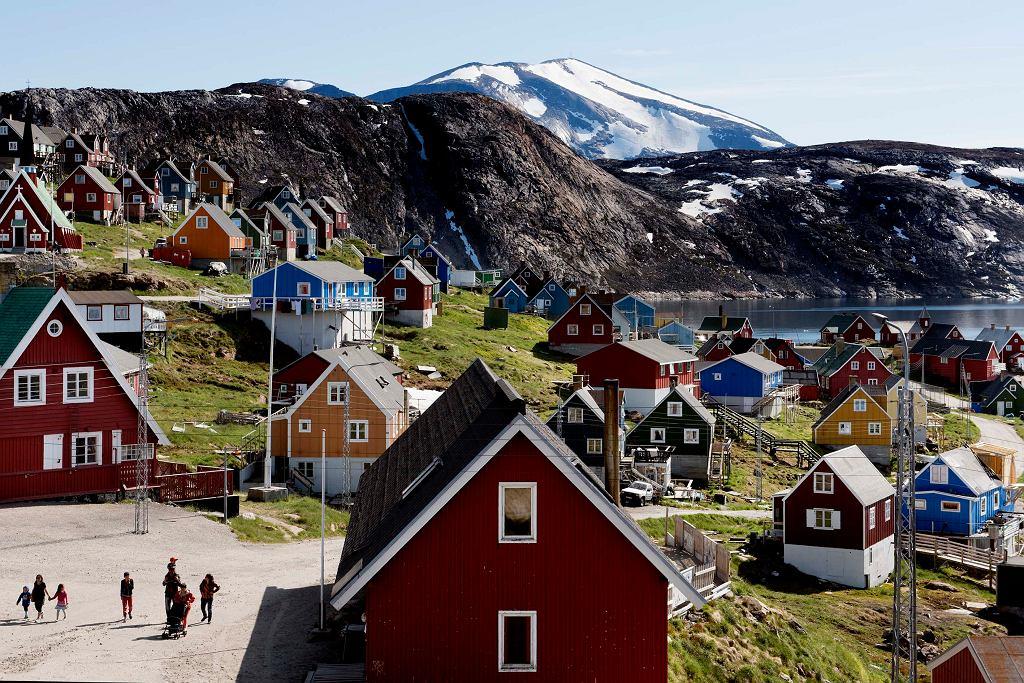 Grenlandia i Dania wzmacniają współpracę militarną.
