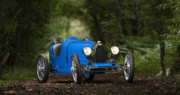 Bugatti wraca do samochodów elektrycznych po... 90 latach przerwy