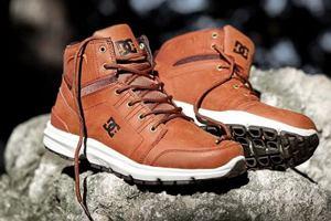 Outdoorowe buty marki DC - nie tylko dla miłośników jazdy na desce