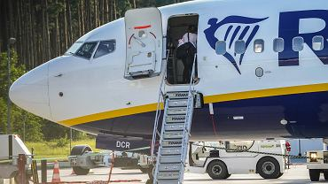 Ryanair do Edynburga