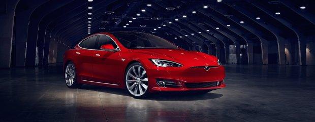 Tesla Model S | Jeszcze nowocześniejszy samochód przyszłości