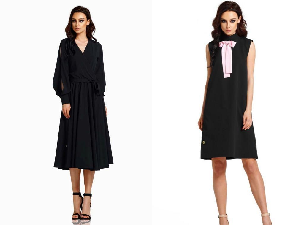 Czarne sukienki Lemoniade