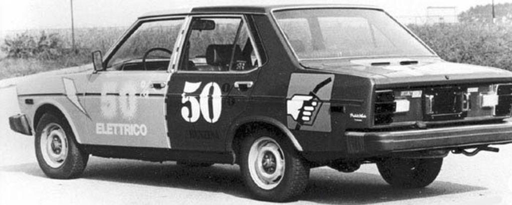 Fiat 131 Ibrido