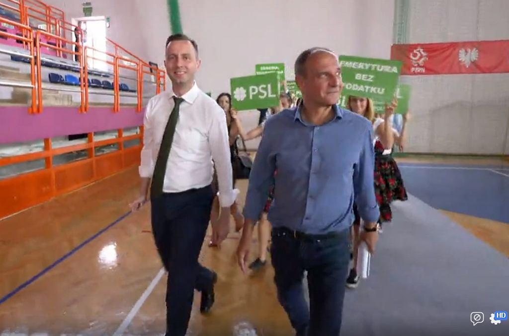 Konwencja wyborcza PSL