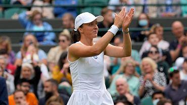 Awans Igi Świątek w Wimbledonie. Media nie mają wątpliwości.