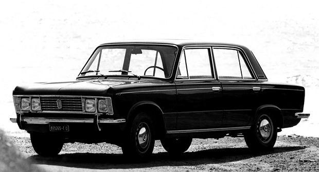 Fiat 125 z 1967 r.