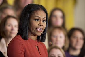 Michelle Obama zwierzyła się, że poroniła, a obie jej córki przyszły na świat dzięki in vitro