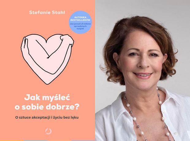 Stephanie Stahl, autorka książki 'Jak myśleć o sobie dobrze' (fot. Roswitha Kaster)