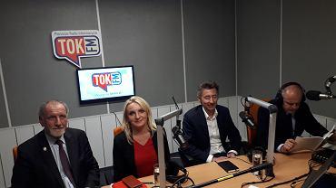 Przedwyborcza debata w Krakowie